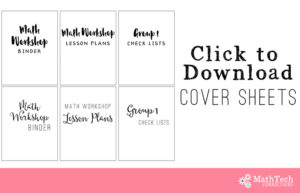 coversheets
