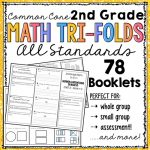 second grade common core math, guided math resources