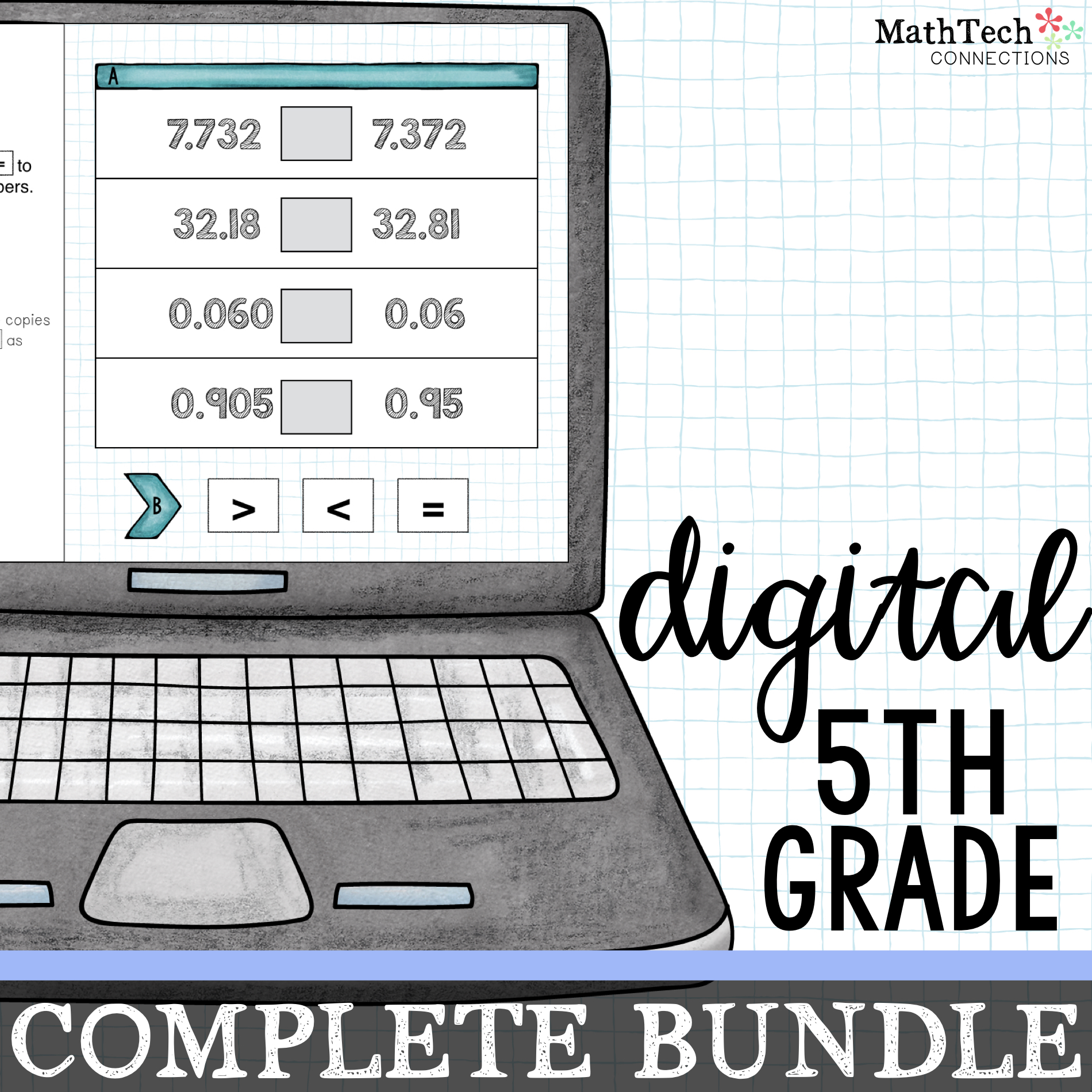 Digital Math Resources for 3rd Grade Google Classroom