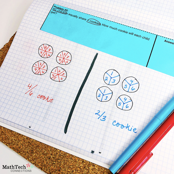 Introduction to Equivalent Fractions. Use this FREE lesson to introduce students to fraction equivalence. FREE fractions activity. Download the free resource.