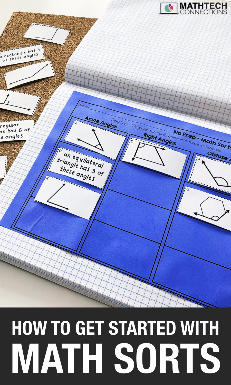 Math Activity - Free Math Sorting Activity - Perfect math center or test prep review