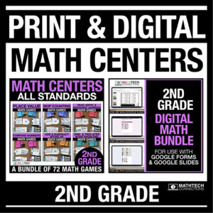 2nd grade math games for all standards