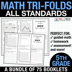 fifth grade guided math small group instruction resources for math workshop