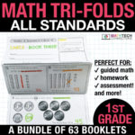 first grade guided math small group instruction resources for math workshop