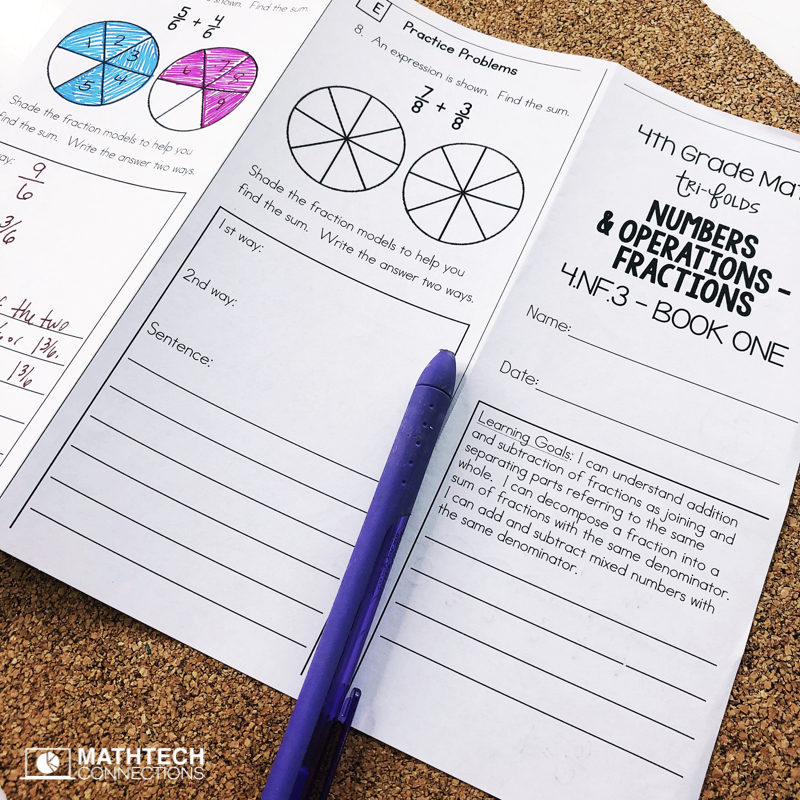 Guided Math Small Group Instruction Resources for Guided Math Upper Elementary