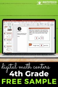 4th Grade Google Slides FREE for Google Classroom