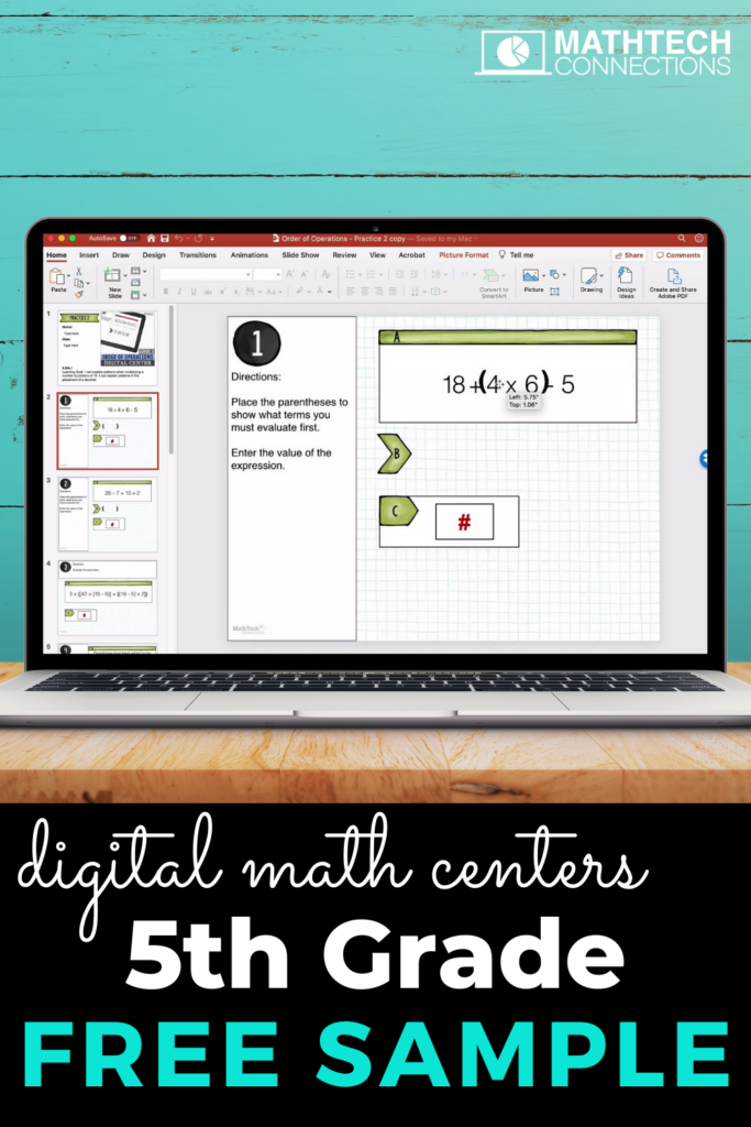 FREE Google Slides 5th Grade for Google Classroom
