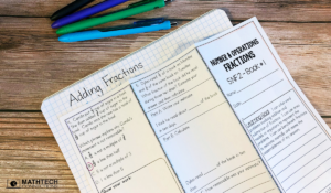 tips for working with word problems that involve adding and subtracting fractions