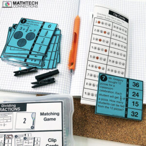 5th Grade FREE Math Centers | Fifth Grade FREE Printable and Digital Math Activities